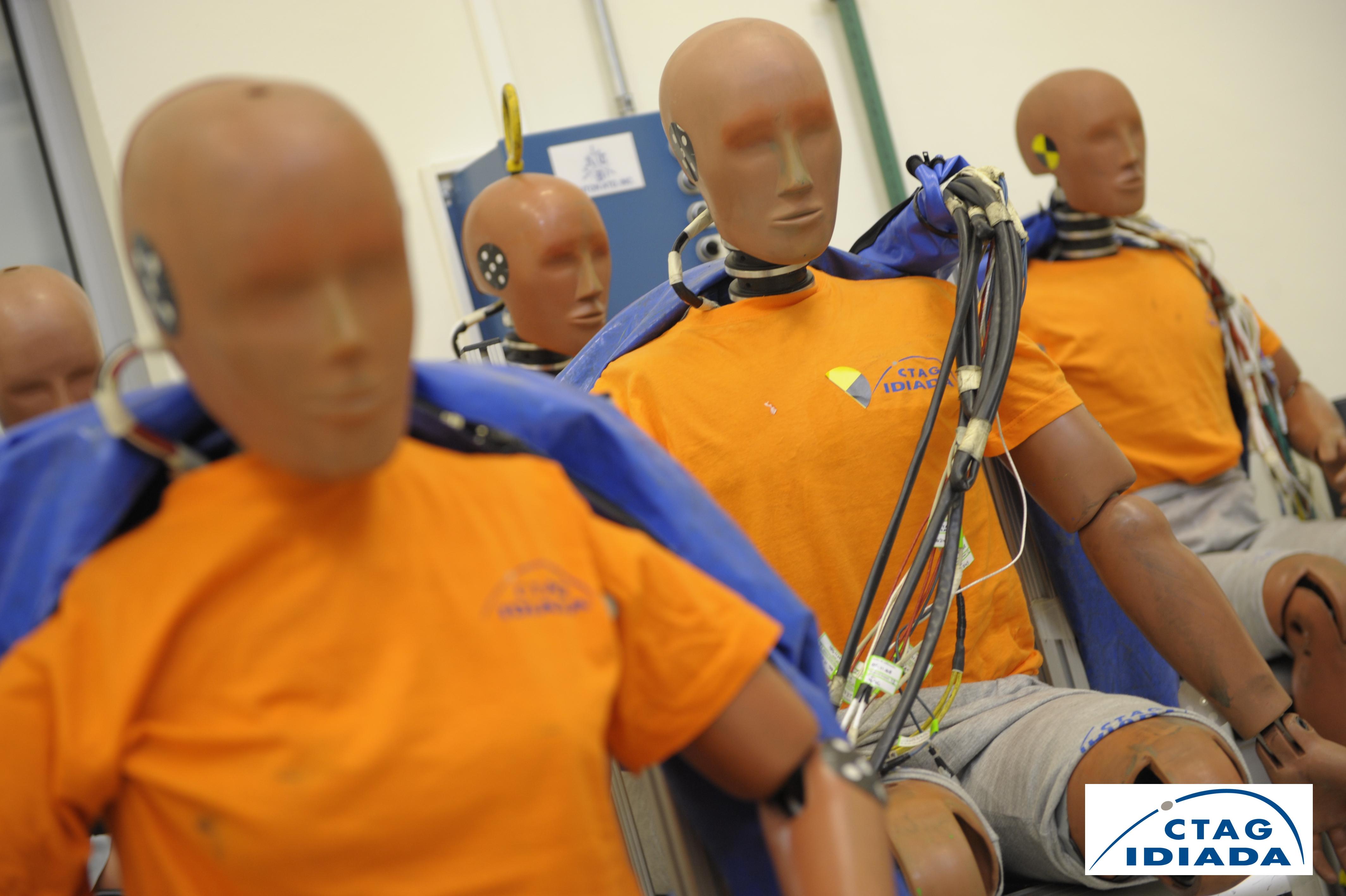 Instrumentation and calibration laboratory - Dummies