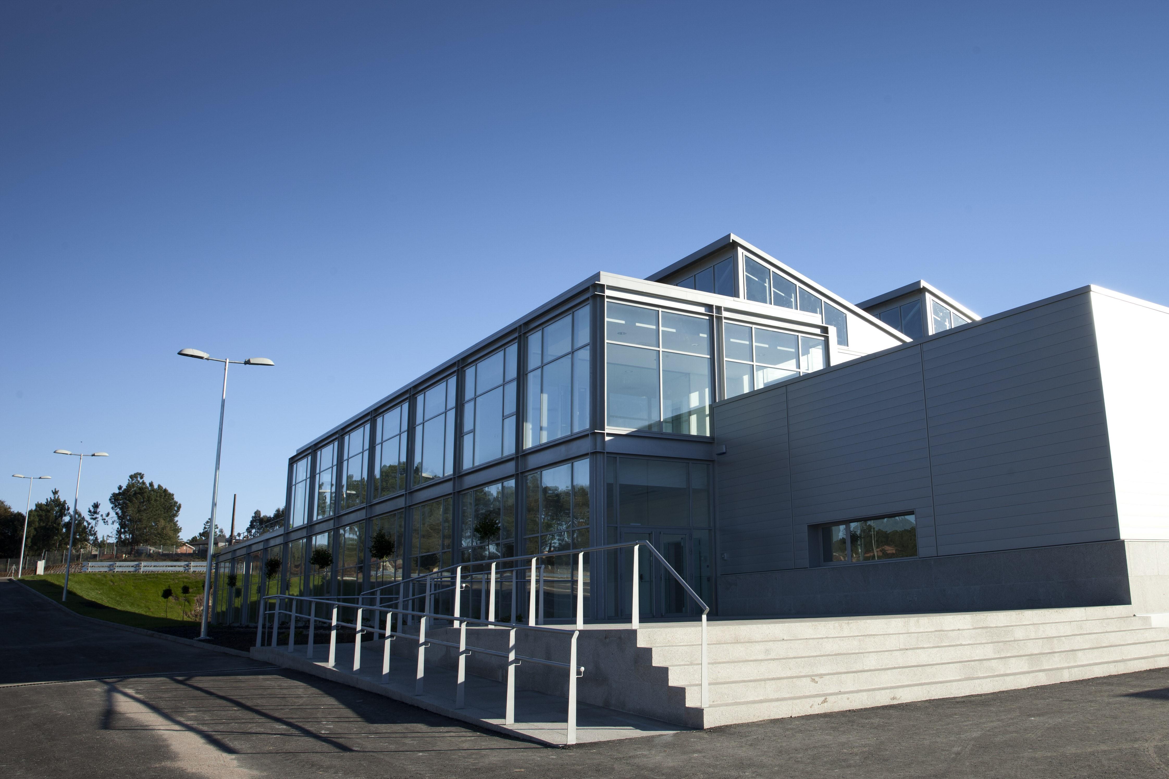 Edificio de Electrónica CTAG