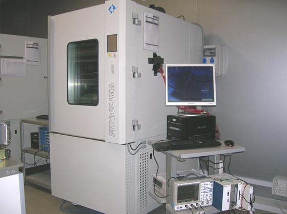 laboratorio de fiabilidad