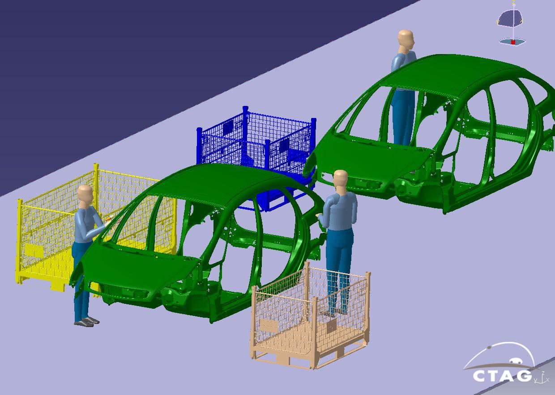 Servicios CTAG: ergonomía