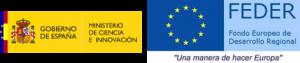 Ministerio de Ciencia e Innovación, Fondo europeo de desarrollo regional