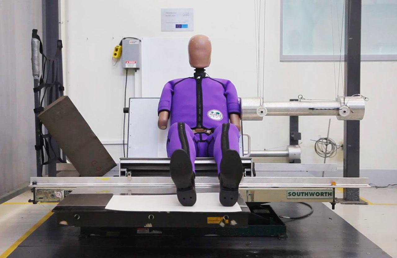 Laboratoire d'étalonnage et instrumentation - mannequins