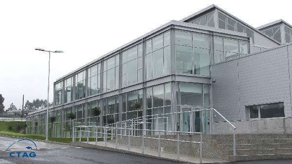 Electronics building CTAG