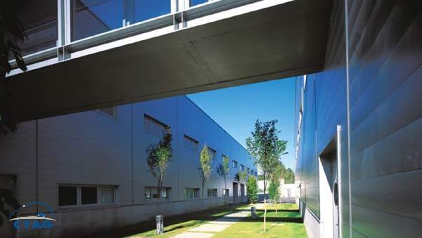 Buildings CTAG
