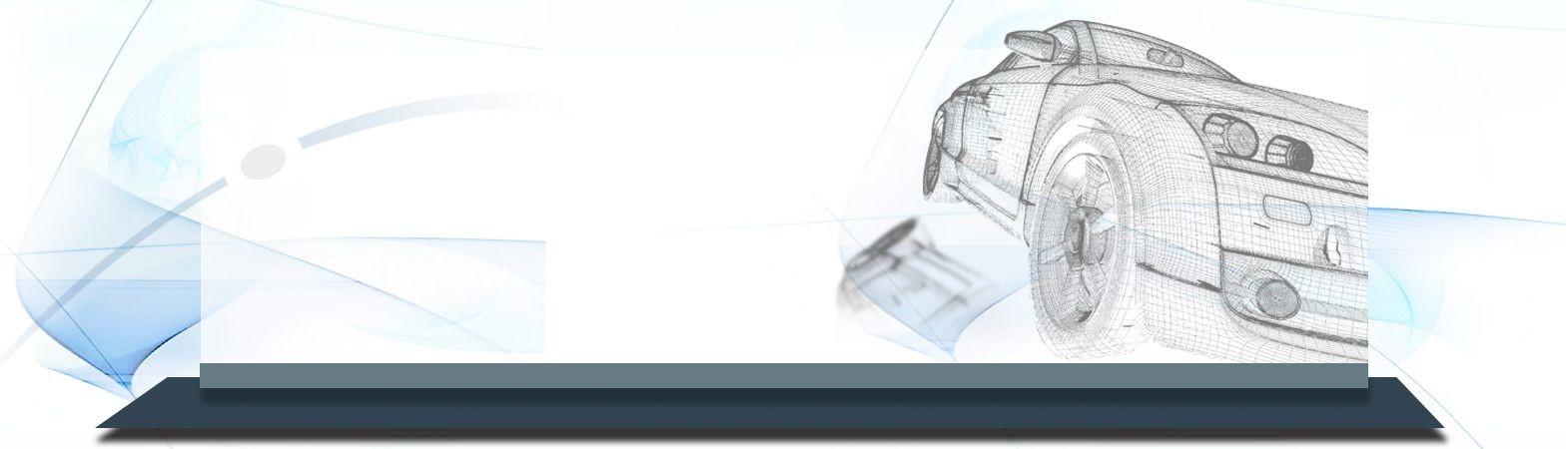 Car concept, CAD.