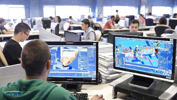 Sala de Ingeniería de CTAG