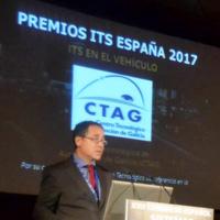 CTAG primé en tant que Centre Technologique de Référence pour le développement de Systèmes ITS