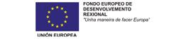 fondo Europeo de Desenvolvemento Rexional Unha maneira de facer Europa