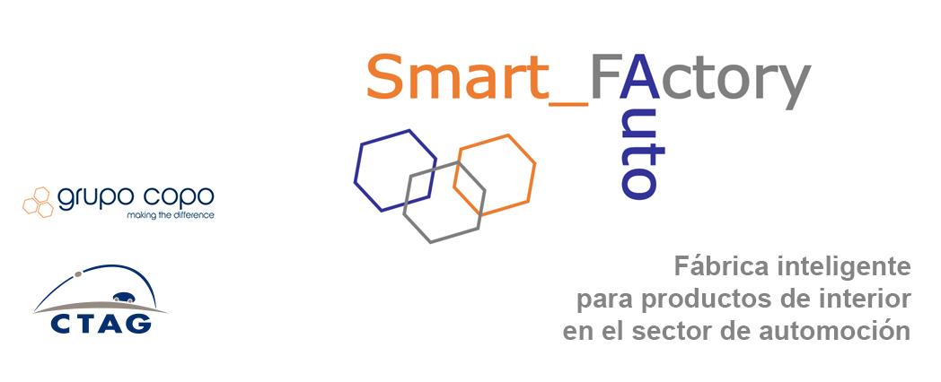 Grupo Copo, CTAG, Smart Factory Auto, Fábrica inteligente para productos de interior en el sector de automoción