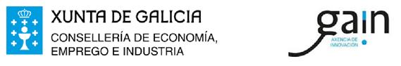 Xunta de Galicia - Consellería de Economía, Emprego e Industria. GAIN, Axencia de Innovación