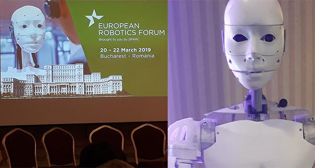 European Robotics Forum 2019
