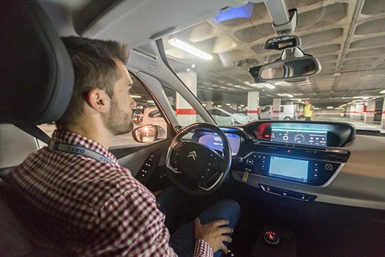 eliv_sistemas ADAS y vehículo autónomo y conectado