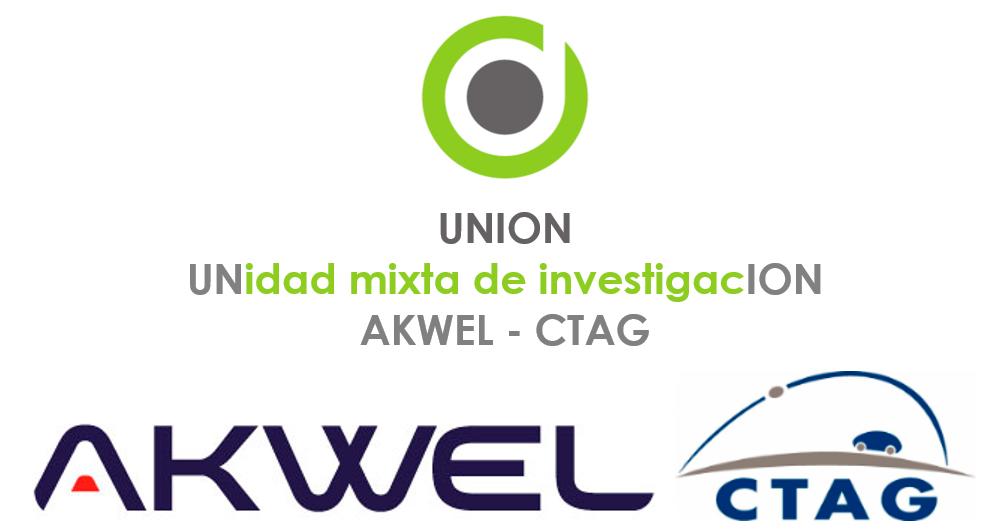 UNidad mixta de investigacION  AKWEL - CTAG