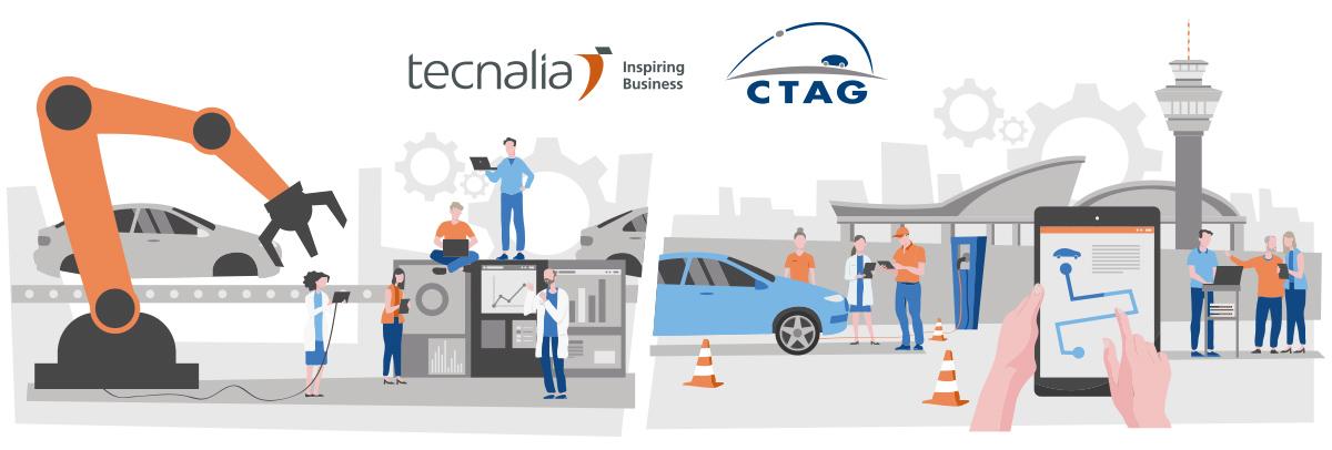 TECNALIA inspiring business & CTAG