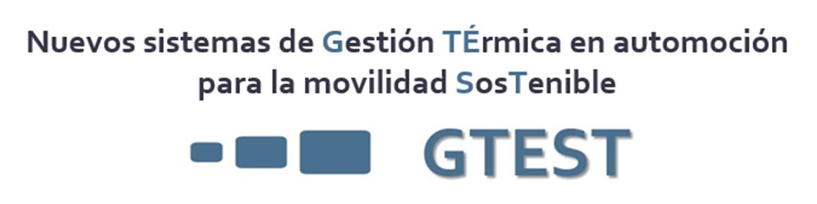 GTEST – Nuevos Sistemas de Gestión Térmica en Automoción para la Movilidad Sostenible