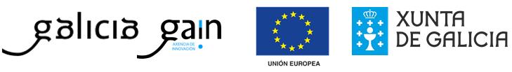 Galicia, Gain, Unión Europea, Xunta de Galicia