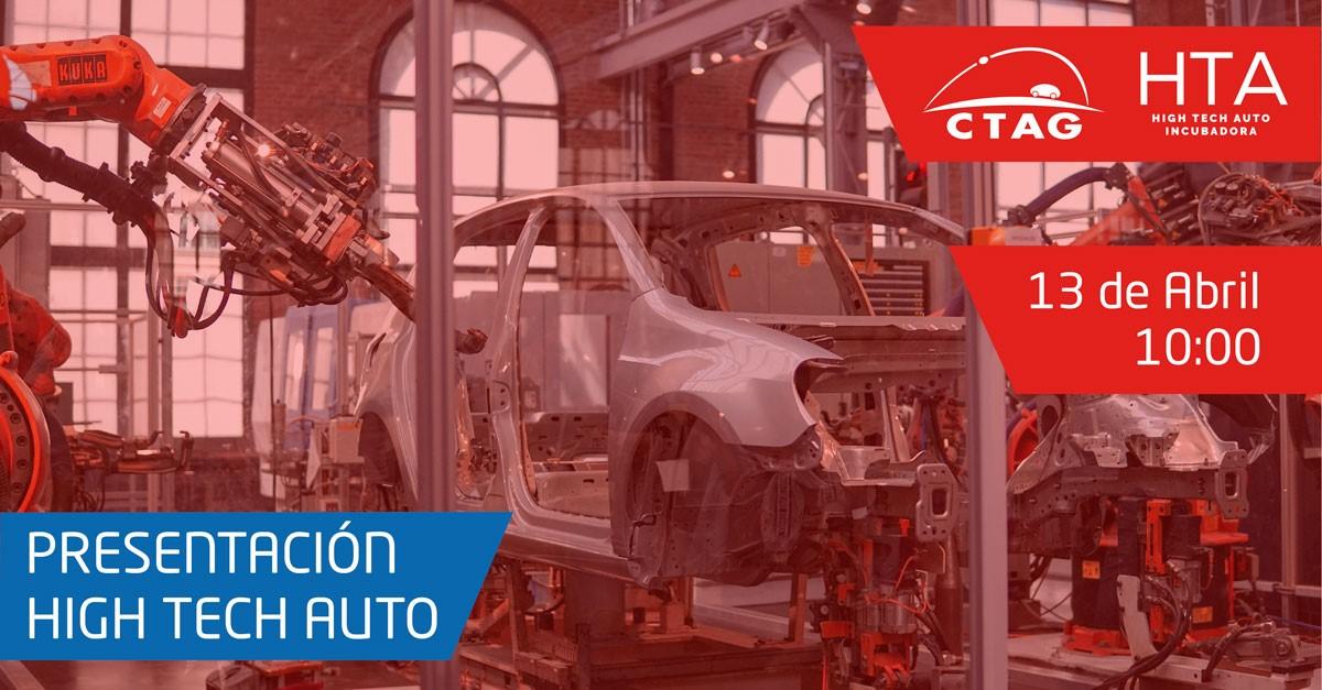 Presentación de la II Edición High Tech Auto en CTAG