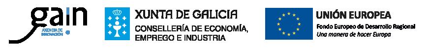 GAIN, Xunta de Galicia, Unión Europea