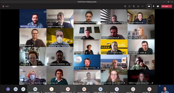 Captura de la reunión